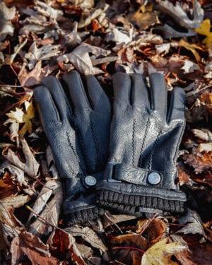 Frickin Jack heren handschoenen zwart 11