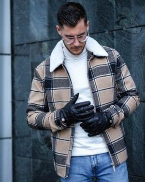 Frickin Jack heren handschoenen zwart 13