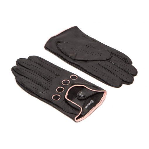 gants de voiture en cuir pour femmes