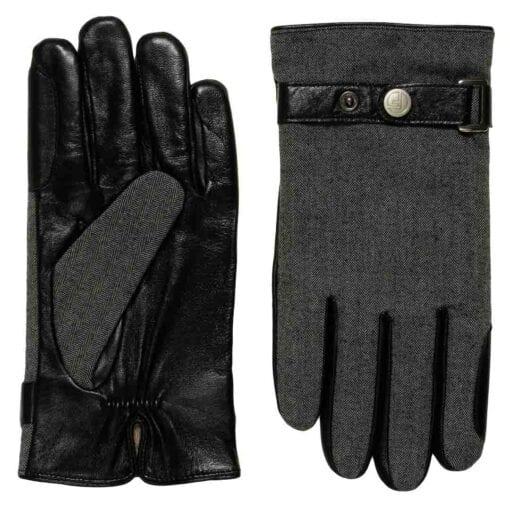 Frickin Finn heren handschoenen motief 2