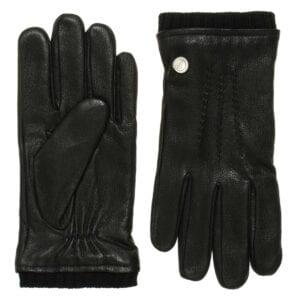 Frickin James heren handschoenen zwart 2