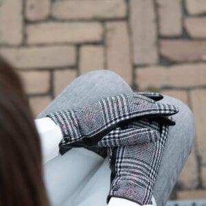 Frickin Britt dames handschoenen motief 4