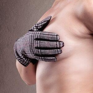 Frickin Britt dames handschoenen motief 7