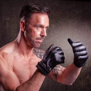 Frickin Dean heren handschoenen zwart 7