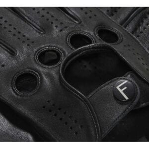 F1 Driving gloves exclusive men's leather car glove