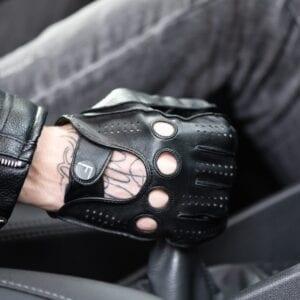 Frickin F1 Driving gloves autohandschoenen zwart 5