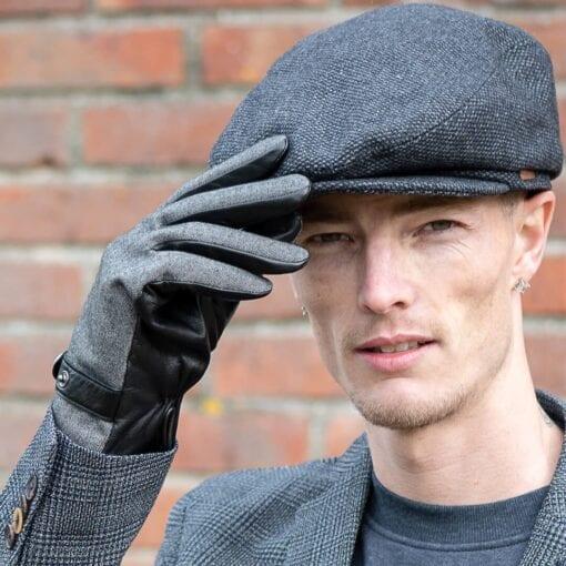 Frickin Finn heren handschoenen motief 4