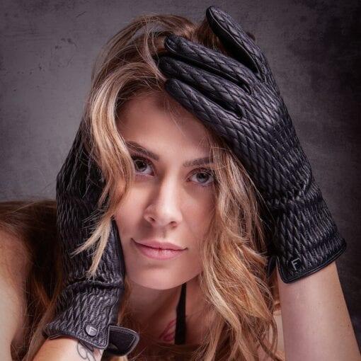 Frickin Jade dames handschoenen patroon 8