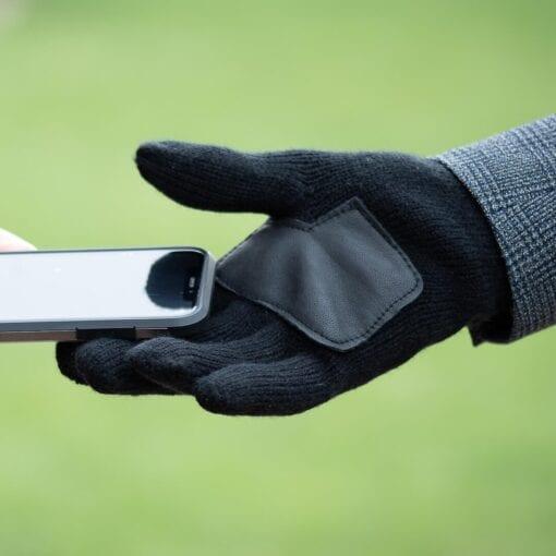 Frickin Joey thermo handschoenen zwart 6