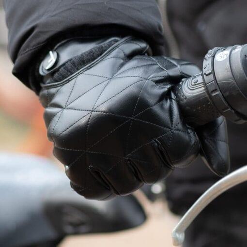 Frickin Logan heren handschoenen zwart 5