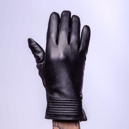Frickin Dex exclusieve eco vegan leren handschoenen vegan