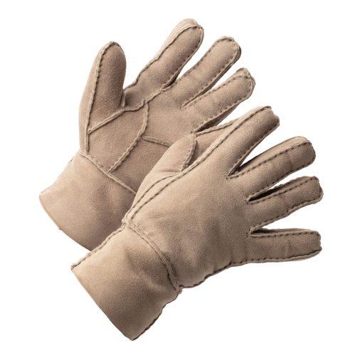 Leren dames handschoenen