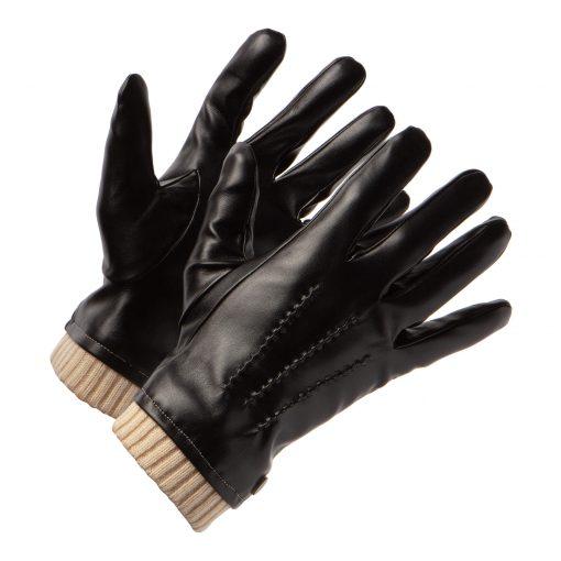 vegan leren handschoenen heren